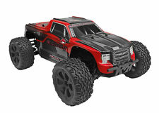 NEW REDCAT Blackout XTE 1/10 Scale 4WD Brushed Electric RC Monster Truck - Red
