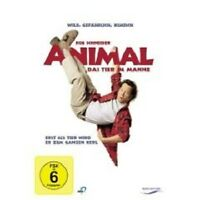 THE ANIMAL DAS TIER IM MANNE DVD KOMÖDIE NEU