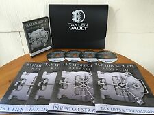 Tax Lien Secrets Audio Training Course By Tax Lien Vault - 4 CD'S & 4 MANUALS!