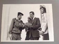 CHAPEAU MELON ET BOTTES DE CUIR ( The AVENGERS)   - PHOTO DE PRESSE   18x24cm