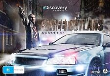 Street Outlaws Collectors Set (DVD, 2016, 8-Disc Set) Discovery Channel - SEALED