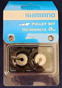 Y5Y898060 Shimano RD-9000/9070 Dura Ace 11-Speed Jockey Wheels
