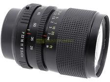 Pentax K zoom Ricoh P Rikenon 28/80mm. f3,5-5,6 Macro. Compatibile con digitali.