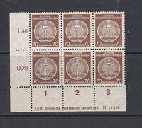 DDR Dienst - Michel-Nr. 41y ** postfrisch mit Druckvermerk