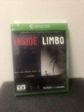 Interior + limbo nuevo playdead Doble Pack XBOX One Nueva Sellado