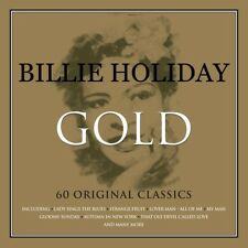 BILLIE HOLIDAY - GOLD 3 CD NEUF