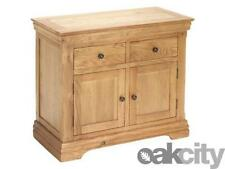 Country Brown Sideboards, Buffets & Trolleys with Drawers