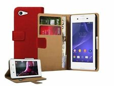 Fundas y carcasas Para Sony Xperia E color principal rojo para teléfonos móviles y PDAs Sony