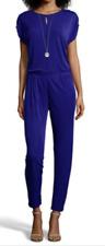 Shoshanna Aleena Jumpsuit Cosmic Blue 2 NWT $395