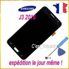Ecran LCD Tactile Samsung Galaxy J3 2016 SM-J320FN LOGO + Adhésif NOIR + Outils