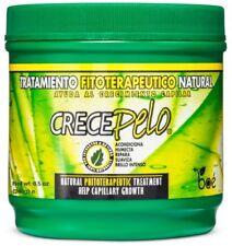 Crece Pelo Natural Phitoterapeutic Treatment for Capillary Growth 8.5 oz (2pk)