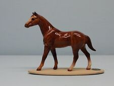 Beautiful Hagen Renaker Quarter Horse