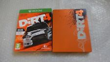 Dirt 4 XBOX ONE Steelbook Edition - Day 1 Edition for Microsoft XBOX ONE