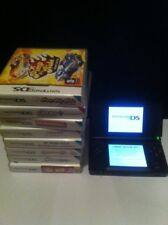 Nintendo DS Lite Console Plus  8 Games - PAL