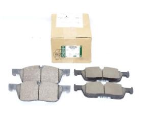 JAGUAR F-PACE X761 Front Brake Pad Kit T4N13434 New Genuine