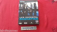 LES EXPERTS MANHATTAN SAISON 1 EPISODE  DE 1 A 12 COFFRET DVD 1.1 A 1.12