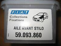 KIT DE FIXATION AILE AVANT FIAT STILO FIAT - 59093860