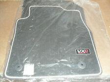 VAUXHALL ASTRA J GTC BLACK DILOUR 'VXR' FRONT/REAR FLOOR MATS -13356040- GENUINE