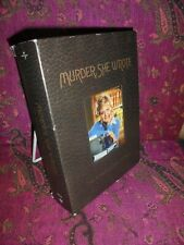 3 DVD SET-MURDER,SHE WROTE-COMPLETE FIRST SEASON-TV SERIES