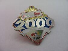 eBay 2000 Buy It Now! 10 Year Celebration Pin