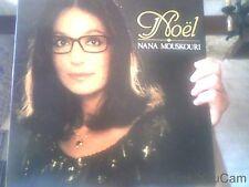 Disque vinyl de NANA MOUSKOURI Noel  IMPORT
