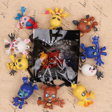 10x Cute Five Nights at Freddy's FNAF Action Figures Keychain Kid Toys Gift