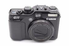 Canon PowerShot G11 10MP 2.8''SCREEN 5x ZOOM DIGITAL CAMERA