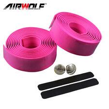 Pink Road Bike Handlebar Bar Tap Track Fixed Gear Bicycle Anti-Slip Bar Tap