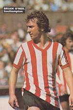 Football Photo>BRIAN O'NEIL Southampton 1970s
