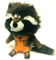"Underground Toys Guardians of the Galaxy Rocket Raccoon Deluxe 9"" Talking Plush"