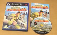 Shrek Superslam For Sony Playstation 2, PS2, Complete