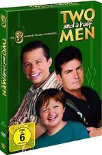 TWO AND A HALF MEN, Mein Cooler Onkel Charlie, Staffel 3 (4 DVDs) NEU+OVP