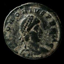 Honorius - GLORIA ROMANORVM, Nicomedia - 21 mm / 4,45 gr.