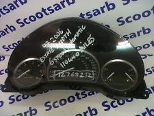 SAAB 9-3 Dashboard Clocks Unit Metallic 2006 12768232 Z19DT Z19DTH MPH 110K mile