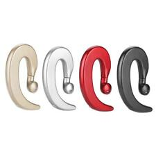 Inalámbrico Bluetooth Estéreo De Auriculares Auricular Auricular gancho para la oreja conducción ósea BT