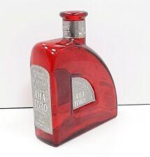 Aha Toro Red Tequila Bottle (Empty) 750 ml