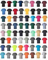 ss Gildan Mens 2000 Ultra Cotton Short Sleeve TShirt  L&XL BEST PRICE FREE SHIP