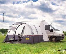 Bus Bulli Camper Vorzelt Buszelt mit Luft Gestänge + Pumpe Tour Action Air Reimo