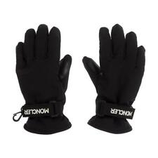 MONCLER KIDS UNISEX LOGO GLOVES SMALL