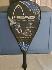 Sudsy Monchik Racquetball Fused Titanium Racket Very Good Condition