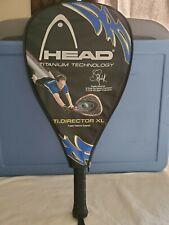 Sudsy Monchik Racquetball Fused Titanium Racket Very Good Condition