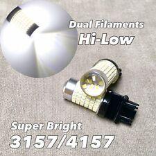 Rear Turn Signal Parking Light WHITE CANBUS X1 LED 3057 3157 4157 CK 21 W1 HA