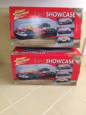 "JOHNNY LIGHTNING  3- IN - 1  ""NIB"" SHOWCASE   ""NIB"""