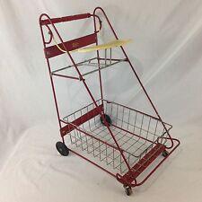 Vintage Amsco Child's Shopping Cart  Doll Stroller