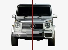 Mercedes G class G63 look front conversion kit