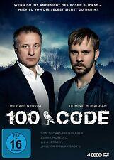 DOMINIC/NYQVIST,MICHAEL MONAGHAN - 100 CODE 4 DVD NEU