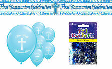 FIRST HOLY COMMUNION BOY PARTY PACK (4)