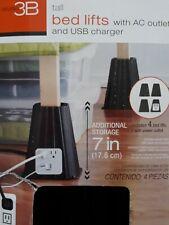 Studio 3B 4-piece USB Bed Lift Set