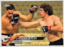 # 1/1 OLIVIER AUBIN-MERCIER 2018 Topps Chrome UFC Superfractor  #87