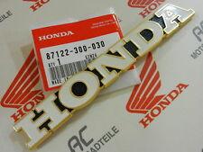 Honda CB 500 four k2 tankemblem gauche emblème Fuel tank left side New